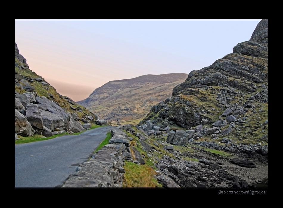 Black Valley Road