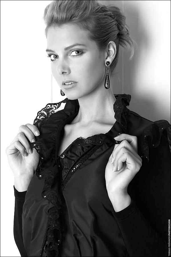 black velvet!