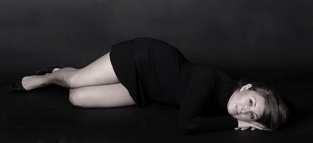 ...black velvet...