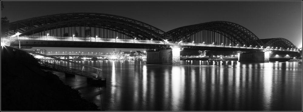 Black & White at night von Augen-Blicke Andy Schäfers