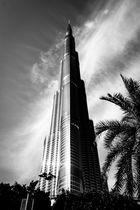 Black & White Burj Kalifa