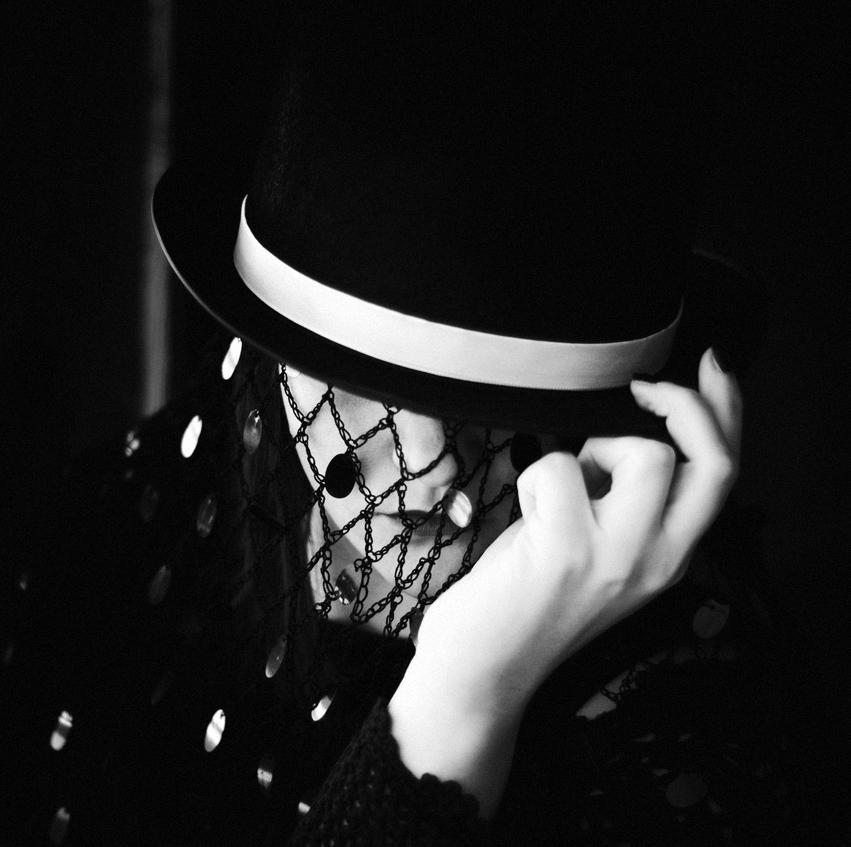 Black & white world. V