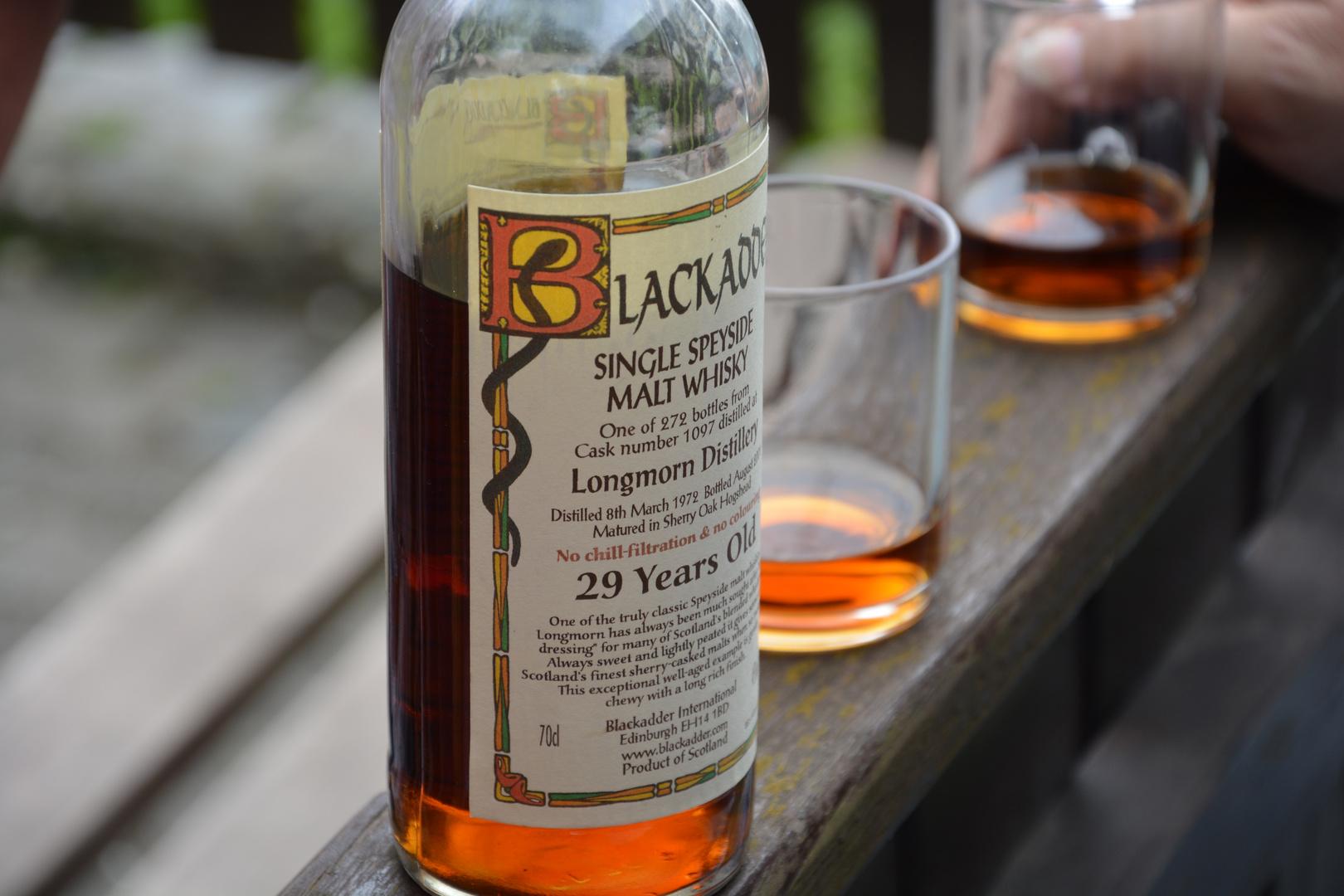 Blackadder - Single Speyside Malt Whisky
