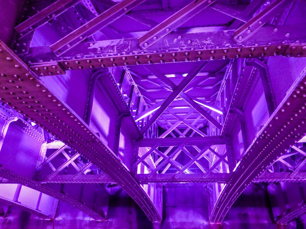 Blackfriars Bridge, London