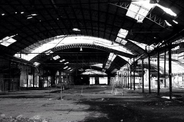 Black&White industrial