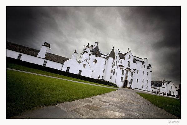 ... Blair Castle ...
