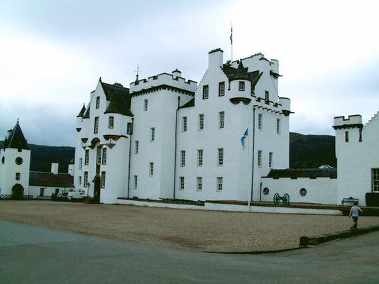 Blair Castle Schottland