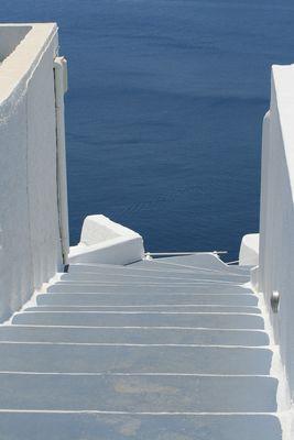 blanc-bleu GRECE