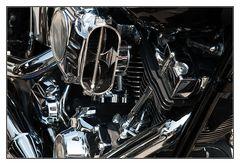 blanke Harley-Technik
