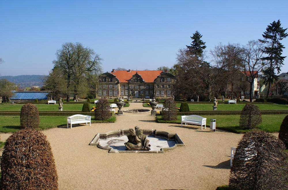"""Blankenburg """"Kleines Schloss"""""""