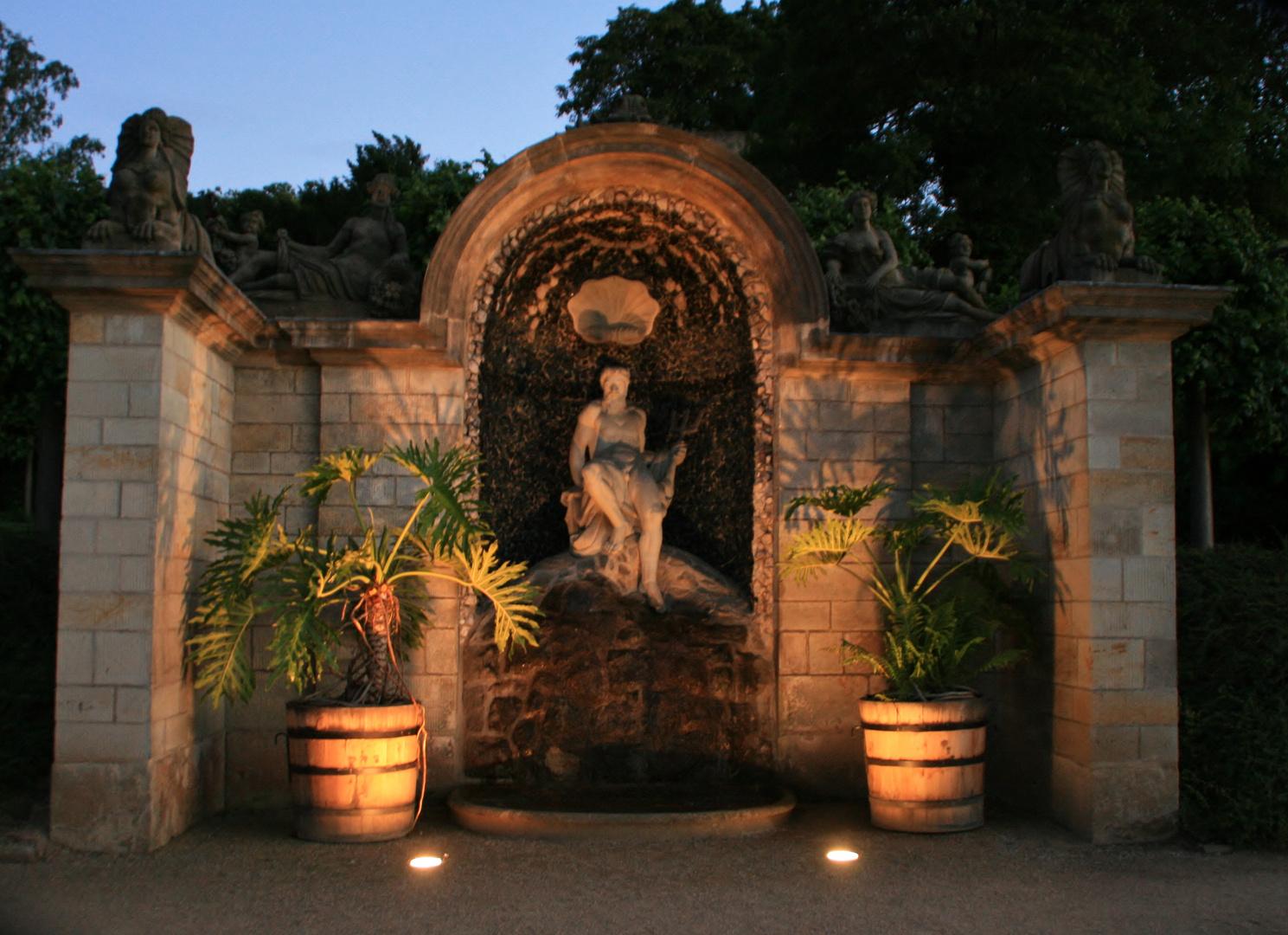 Blankenburger Barock-Gärten