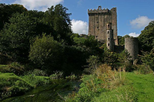 Blarney Castle...