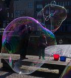 Blasenmacher in der Blase