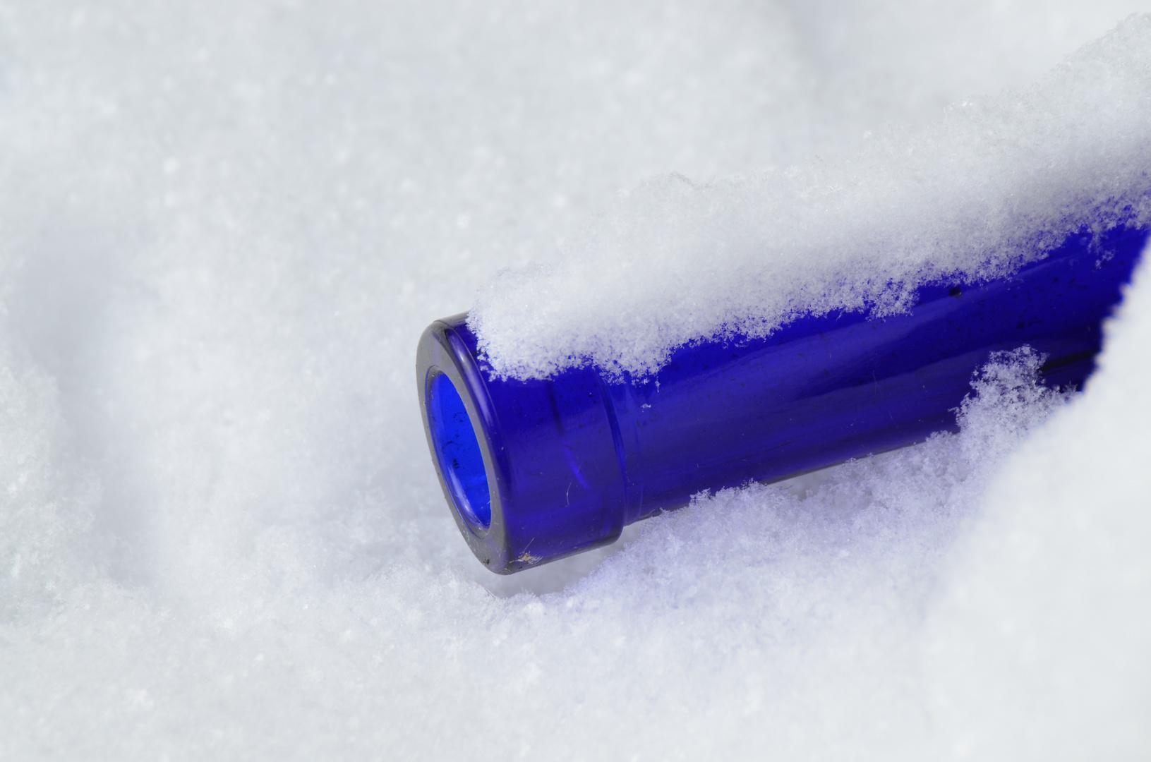 ...blau...
