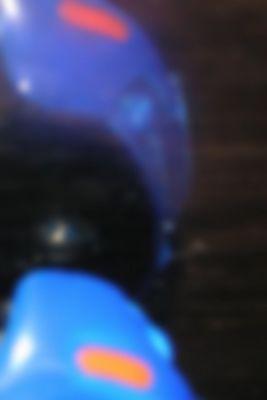 Blau blau blau blüht... ja... was ist das?