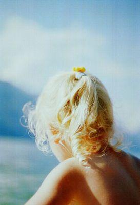 Blau-Blond