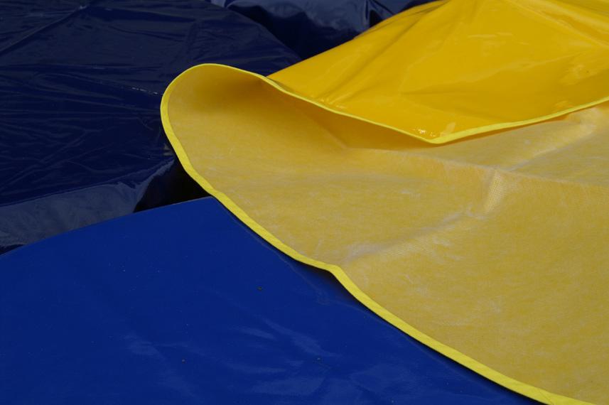Blau-gelb-Kontrast 2