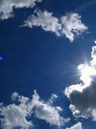 blau himmel