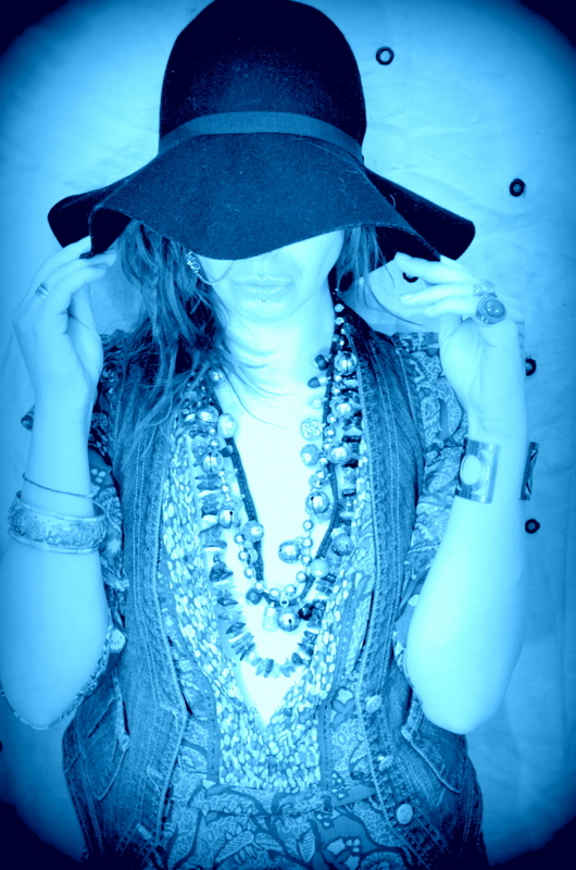 Blau sein