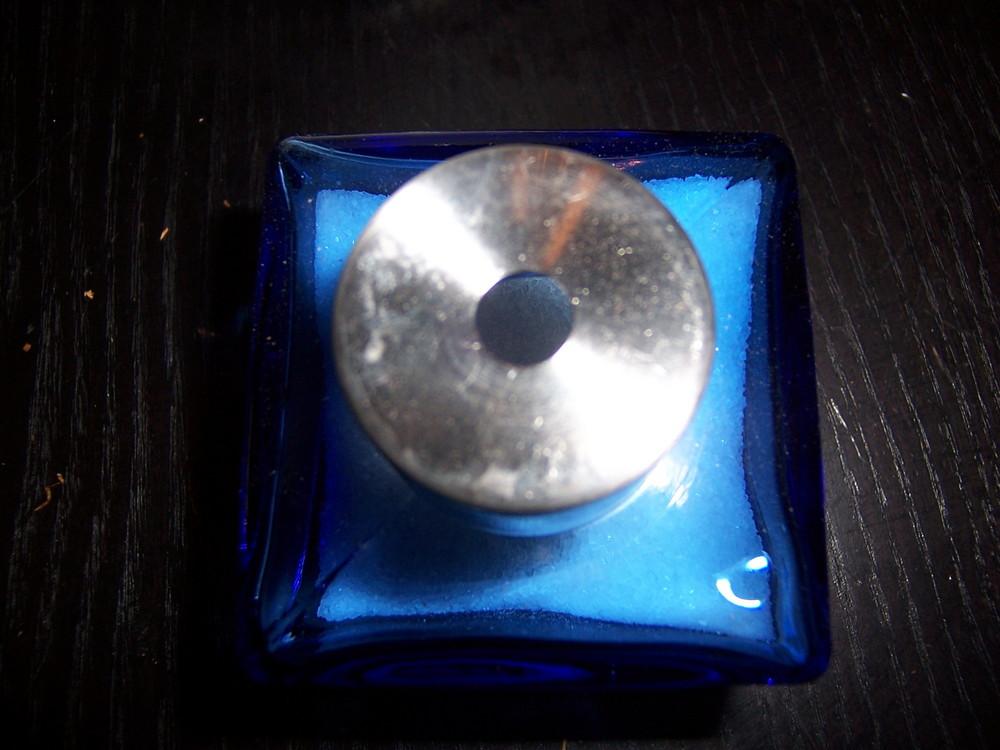 Blau und silber zuckersüß