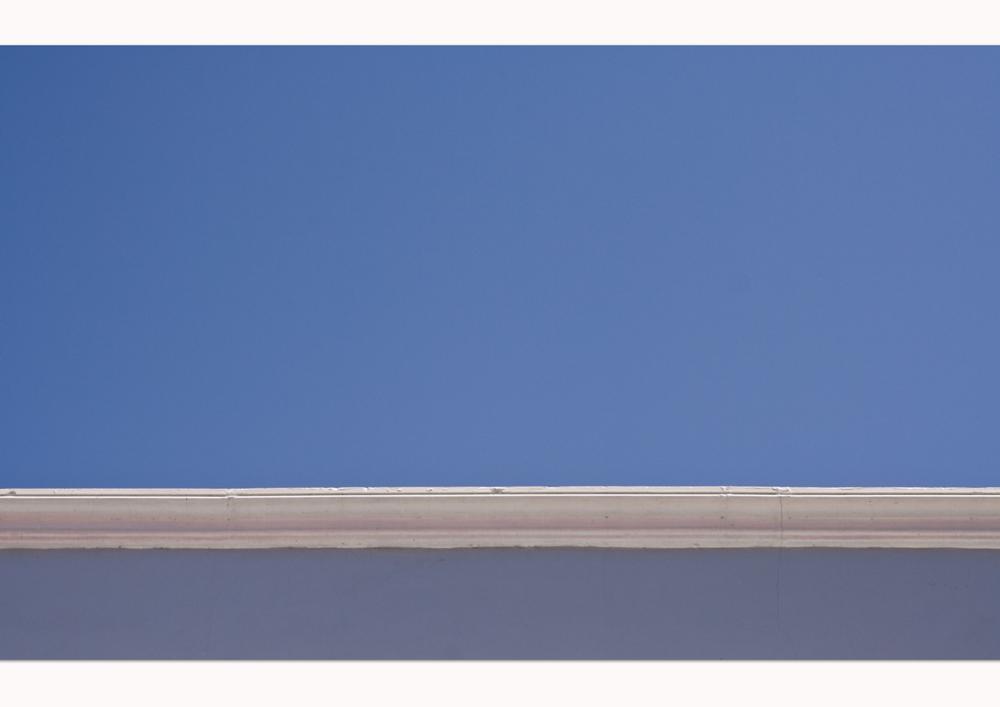 blau - weiß - blau