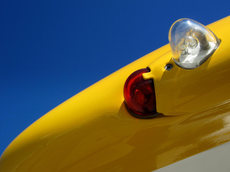 Blau - Weiß - Gelb II