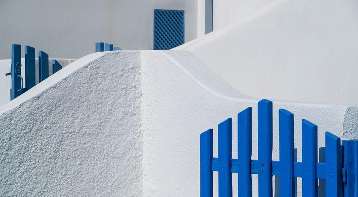 Blau / Weiss (IV)