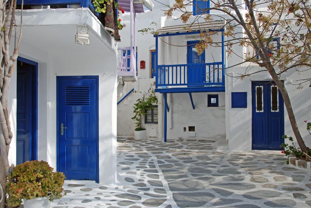 Blau-Weiß Mykonos