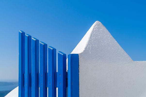 Blau / Weiss (V)