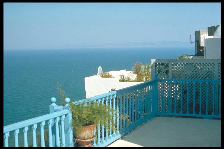 Blaue Bucht