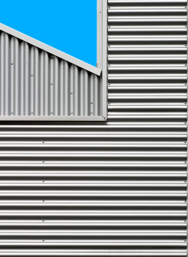 Blaue Ecke