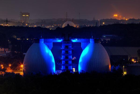 Blaue Eier Dortmund Deusen
