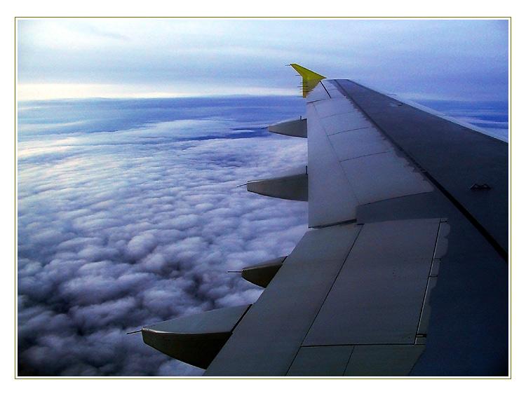 Blaue (Flug-)Stunde