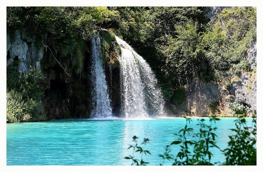 blaue lagune foto bild europe balkans croatia bilder auf fotocommunity. Black Bedroom Furniture Sets. Home Design Ideas