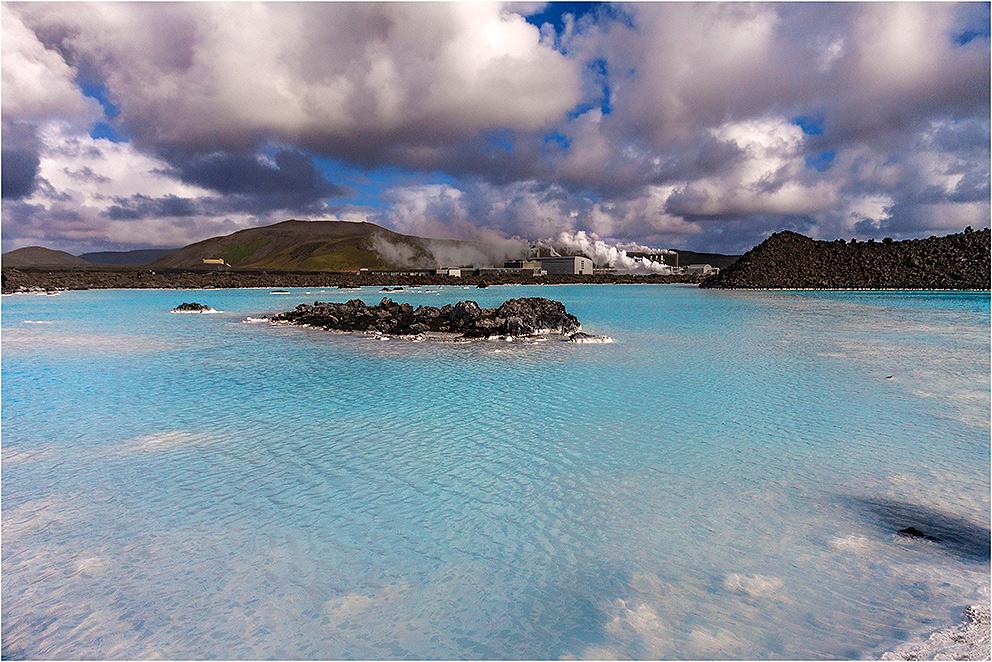 ... Blaue Lagune Reykjavik ...