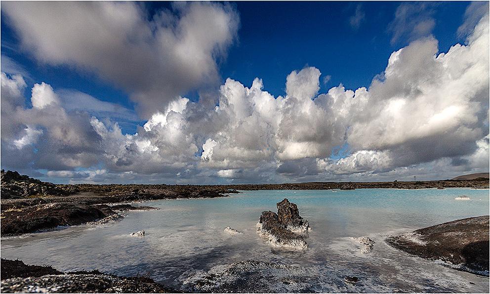 ... Blaue Lagune Reykjavik II ...