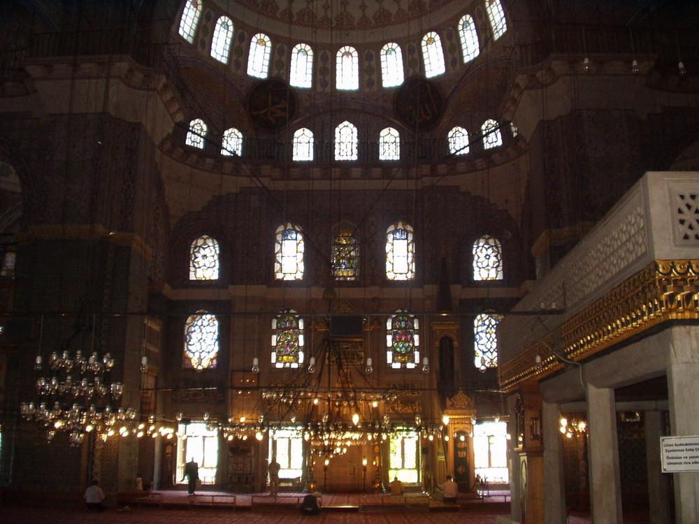 Blaue Mosche Istanbul