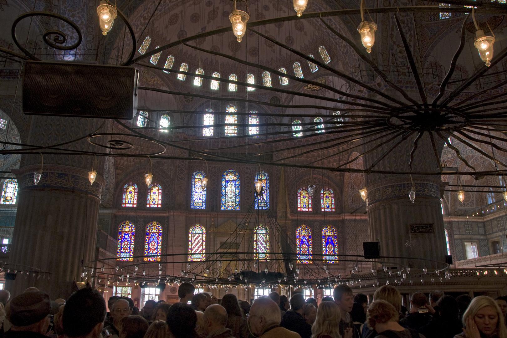Blaue Moschee 1