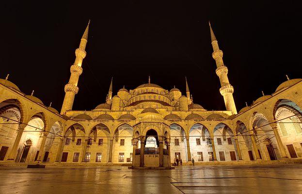 Blaue Moschee I