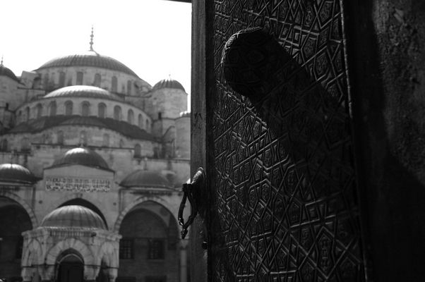 Blaue Moschee - Istanbul - April 2006
