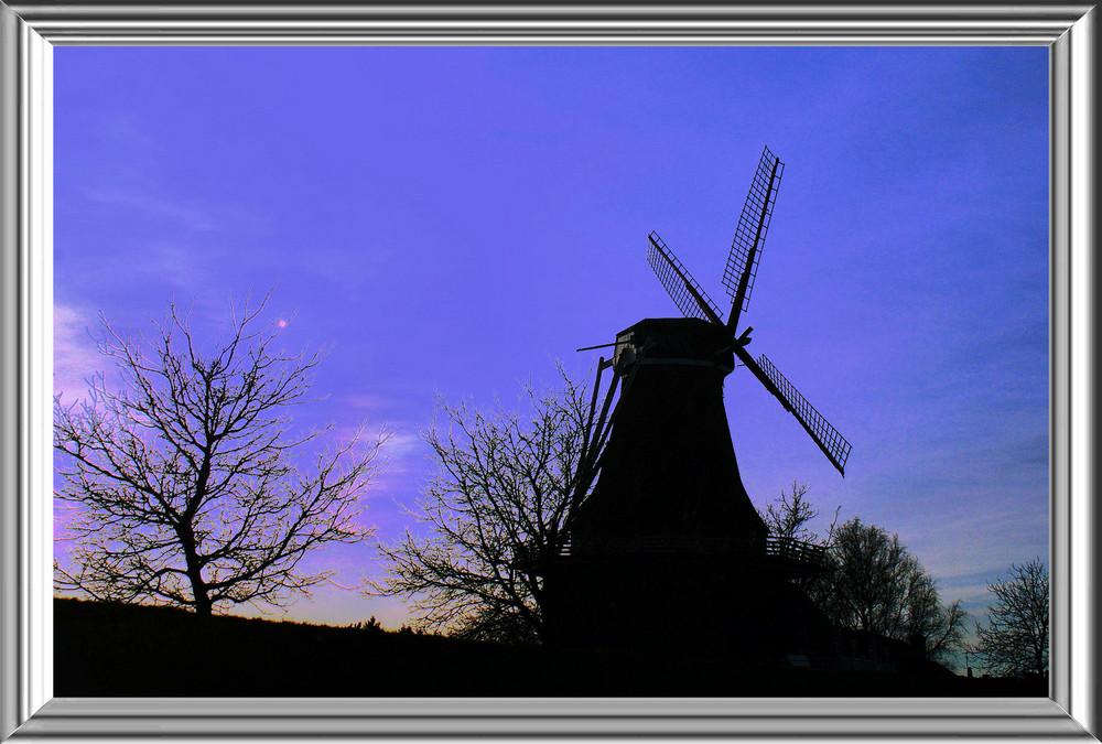 Blaue Mühle