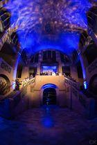 Blaue Nacht Nürnberg 2014: Volksbad