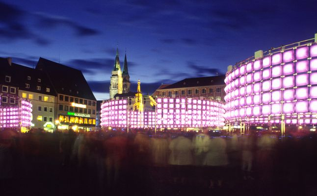 Blaue Nacht Nürnberg