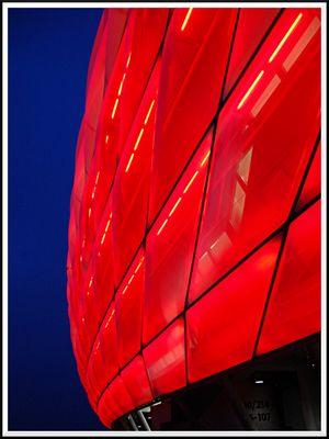 Blaue Stunde Allianz Arena
