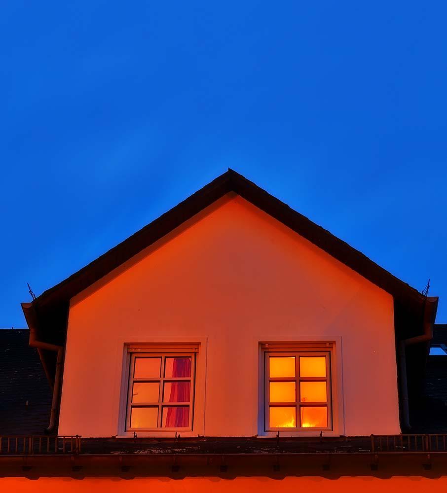 Blaue Stunde Altstadt Weilburg