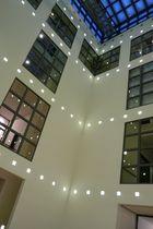 Blaue Stunde // HH Kunsthalle // Lichthalle