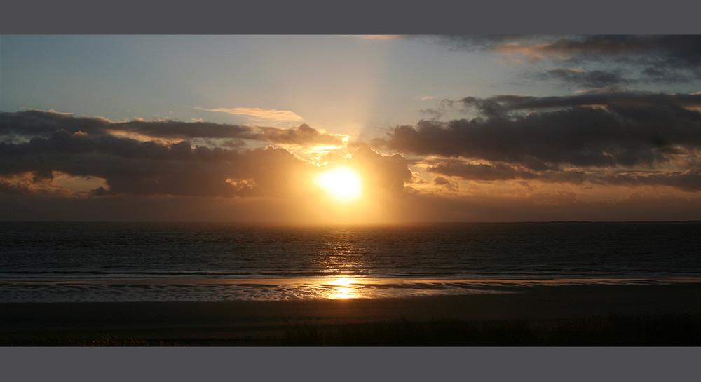 Blaue Stunde Norderney