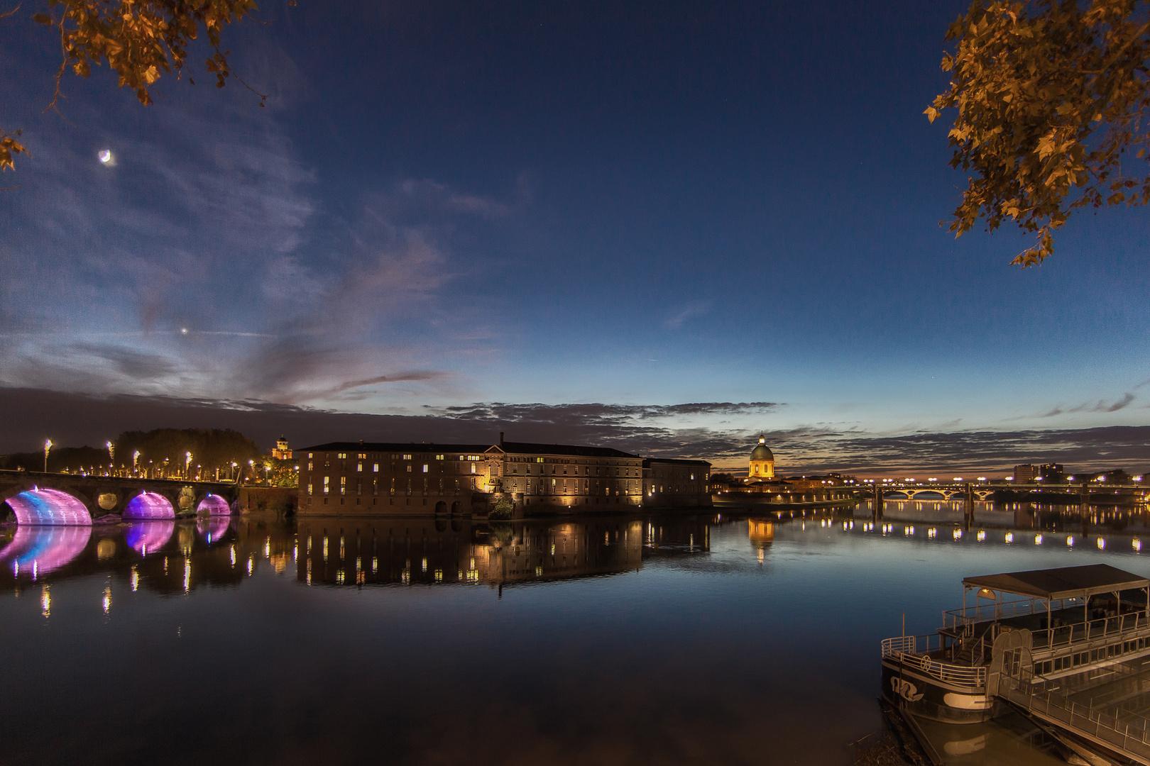 Blaue Stunde Toulouse