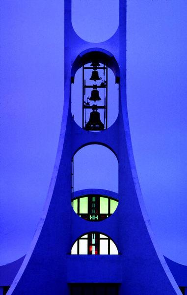 Blaue Symmetrie