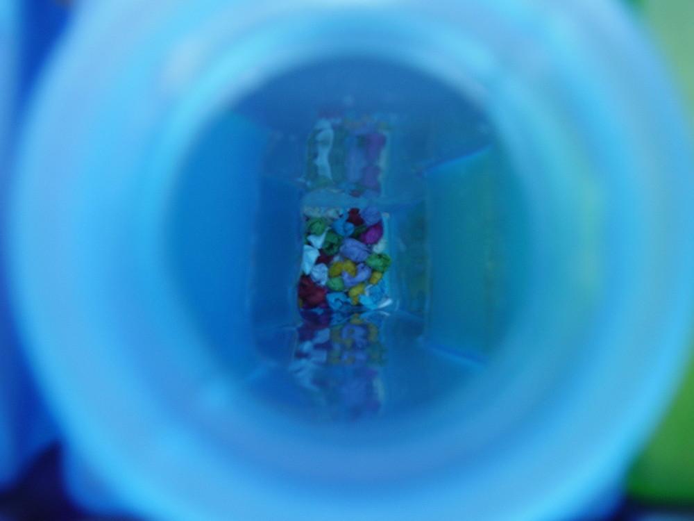blaue tiefe